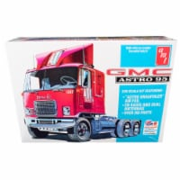 Skill 3 Model Kit GMC Astro 95 Truck Tractor 1/25 Scale Model by AMT - 1