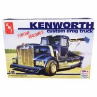 AMT AMT1157 Skill 3 Model Kit Tyrone Malones Kenworth Custom Drag Truck 1 by 25 Scale Model