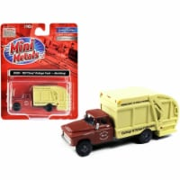 Classic Metal Works 30589 1957 Chevrolet Garbage Truck Harrisburg Department of Public Works