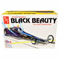 AMT AMT1214 Skill 2 Model Steve McGees Black Beauty Wedge AA-Fuel Dragster Kit for 1 by 25 Sc