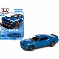 2019 Dodge Challenger R/T Scat Pack B5 Blue Metallic\Modern Muscle\ - 1