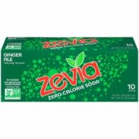 Zevia Ginger Ale Zero Calorie Soda