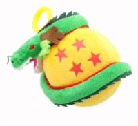 Dragon Ball Z 5-Inch Shenron Plush Backpack Clip
