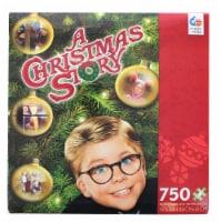 A Christmas Story 750 Piece Christmas Jigsaw Puzzle