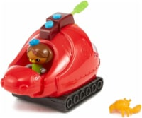 Fisher-Price Octonauts Gup-X & Dashi Vehicle & Figure Playset - 1 Each