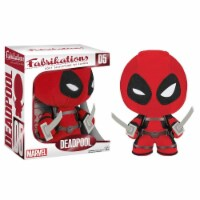 Marvel Comics Deadpool Funko Fabrikations Soft Sculpture Plush Figure