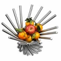 Visol VAC323 Visol Heliot Stainless Steel Modern Fruit Bowl - 1