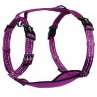 alcott Adventure Harness/Large/Purple - 1