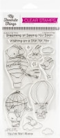"""My Favorite Things Clear Stamps 4""""X8""""-Sky-High Friends - 1"""