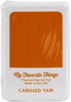 My Favorite Things Premium Dye Ink Pad-Candied Yam - 1