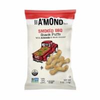 A'mond Smoked BBQ Almond Puffs