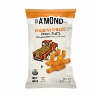 A'mond Cheddar Cheese Almond Puffs