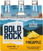 Bold Rock Pineapple Hard Cider - 6 pk / 12 fl oz