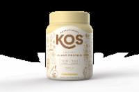 KOS Organic Vanilla Flavor Plant Protein Powder - 19.6 oz