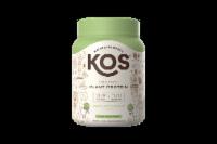 KOS Chocolate Chip Mint Flavor Plant Protein Powder - 20.84 oz