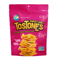 Prime Planet Tostones Sweet Chili - 8 bags/3.53oz each