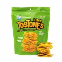 Prime Planet Tostones Lime - 8 bags/3.53oz each