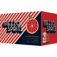 Virtue Cider Blood Orange Mezzo Spritz