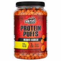 Twin Peaks Ingredients Mesquite Barbecue Protein Puffs