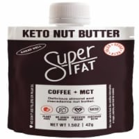 SuperFat Coffee + MCT Keto Nut Butter - 1.5 oz