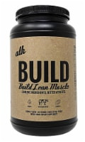 ATH Organics  Build Muscle Powder   Cocoa