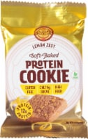 Grab the Gold Lemon Zest Protein Cookie
