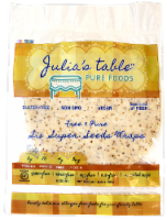 Julia's Table Free & Pure Super Seed Wraps