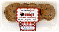 Julia's Table Gluten Free Oatmeal Cranberry Smart Little Cookie 6 Count