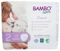 Bambo Nature Size 2 Diapers - 32 ct