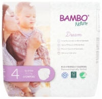 Bambo Nature Size 4 Diapers - 27 ct