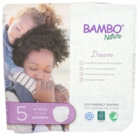 Bambo Nature Size 5 Diapers - 25 ct