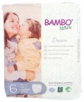 Bambo Nature Size 6 Training Pants - 19 ct