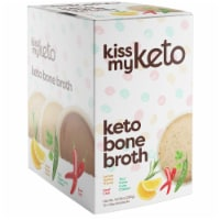 Kiss My Keto Bone Broth Variety Stick Packs