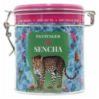 Pantenger - Tea Sencha 20 Bags - Case of 6 - 1.7 OZ