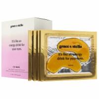 grace & stella Anti-Wrinkle + Energizing Eye Masks (24 Pairs) - 24 Pairs