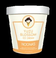 Noona's Yuzu Blossom Ice Cream - 5 pints