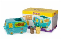 Geeki Tikis Scooby-Doo Mystery Machine Punch Bowl | Shaggy & Scooby Mini Muglets - 1 Each