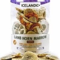 Icelandic 10082953 4 oz Dog Lamb Marrow Chip