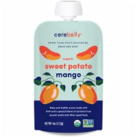 Cerebelly Organic Sweet Potato Mango Baby and Toddler Baby Food