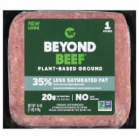 Beyond Meat Plant-Based Ground Beyond Beef