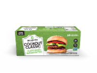 Beyond Meat Cookout Classic Plant-Based Burger Patties 10 Count