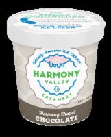 Harmony Valley Creamery Harmony Chapel Chocolate Ice Cream