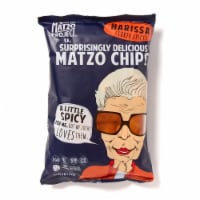 The Matzo Project Harissa (Sorta Spicy) Matzo Chips - 6 oz
