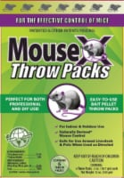 MouseX Pellet Throw Pack Mouse Killer (6-Pack) 620206