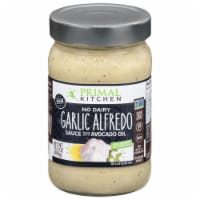 Primal Kitchen No Dairy Garlic Alfredo Sauce