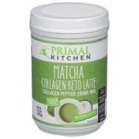 Primal Kitchen Matcha Collagen Keto Latte Collagen Peptide Drink Mix - 9.33 oz