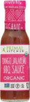 Primal Kitchen Organic Mango Jalapeno BBQ Sauce