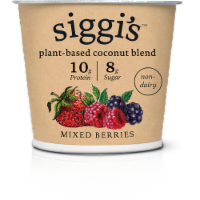 Siggi's Mixed Berries Plant Based Coconut Blend Yogurt