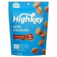 HighKey® Keto Snickerdoodle Mini Cookies - 2 oz