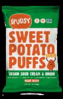 Spudsy Sour Cream & Onion Sweet Potato Puffs
